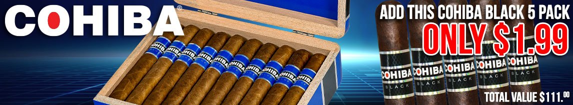 Cohiba Special - Mike's Cigars Blog