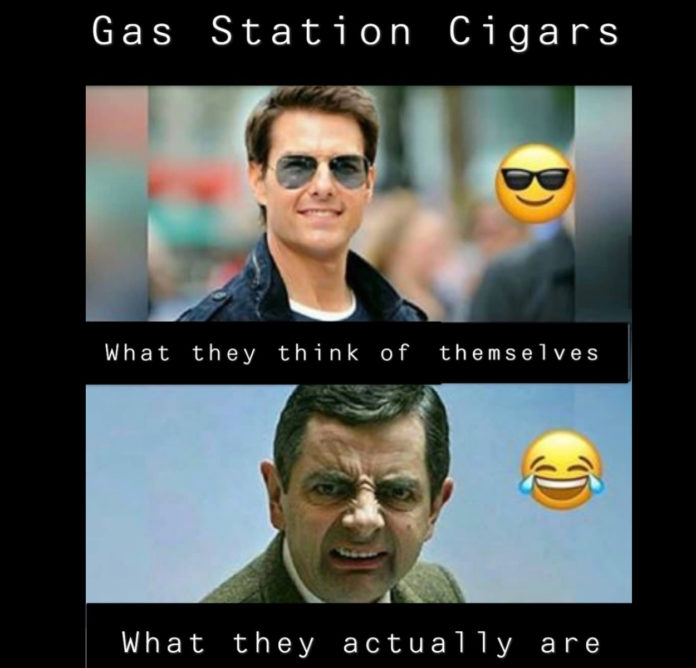 Gas station cigars truth