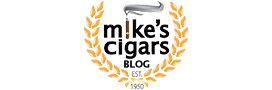 Mike\'s Cigars Blog Logo